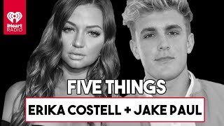 """5 Things About Erika Costell + Jake Paul's """"Chitty Bang""""   Five Things"""