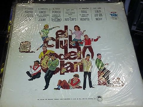 El club del clan Vol. 3  - Disco vinilo completo - 1963
