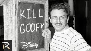 11 Secret Facts About Walt Disney No One Ever Knew Until Now