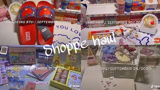 [ Shoppe haul Vietnam ] Unboxing 📦 đã mắt ~ Tik Tok Việt Nam ✓
