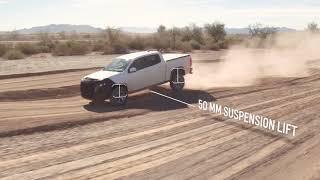 Colorado ZR2 Off-Road Truck Chapter 1: Desert Running | Chevrolet ...