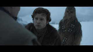 Solo : a star wars story :  bande-annonce VOST