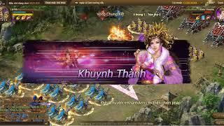 ( Chung kết Lôi đài tranh bá tháng 7 - 2018 ) KhanhAn vs NguoiPhanXu