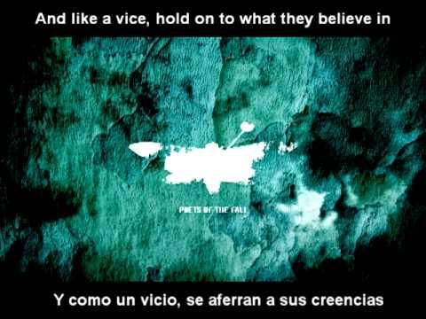 Heal My Wounds Sub Español / Lyrics -Poets of The Fall