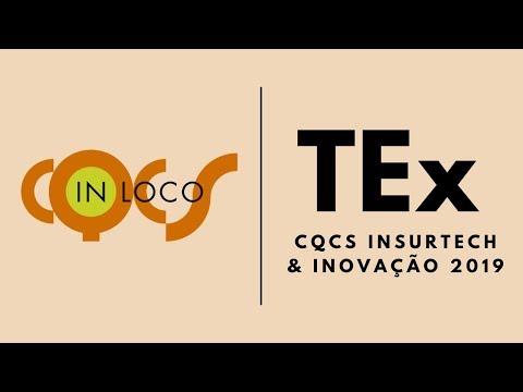 Imagem post: TEx no CQCS Insurtech & Inovação 2019