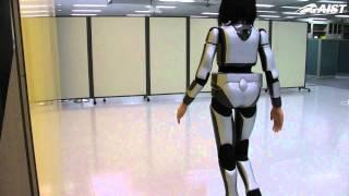 HRP-4C「未夢」による人間らしい歩行