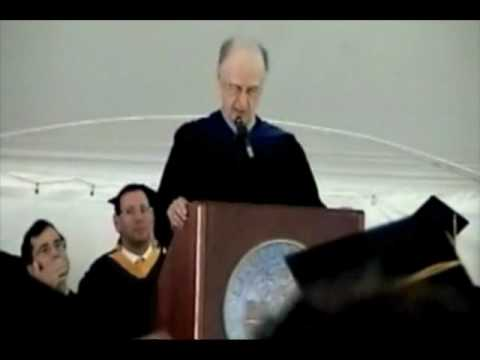 Jack Maguire Speaks at Lasell College Graduation