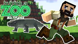 New Exhibit And Zoo Tour! - I'm Building A Zoo In Minecraft Again! - EP07