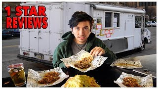 Eating At The WORST Reviewed Food Truck In My City (Los Angeles)