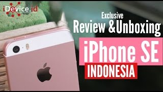 iPhone SE Review Indonesia - iDevice.id
