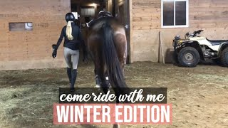 Come Ride with Me - Winter Edition