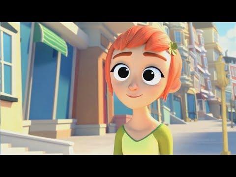 Ed sheeran - Perfect (Cute Animation Love video)