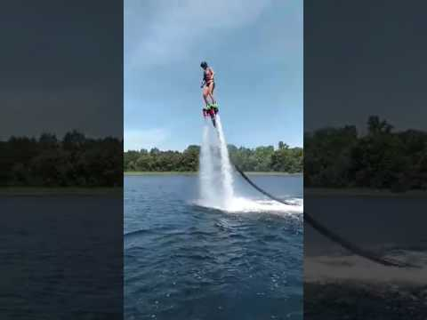More Flyboarding from today!