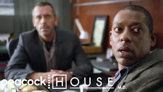 House Employs Foreman's Brother | House M.D.