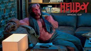 Hellboy (2019 Movie) Official Cl HD