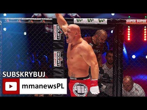 Babilon MMA 2: Łukasz Łysoniewski poświęcił kolano kosztem pierwszego zwycięstwa