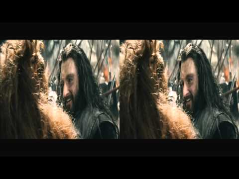 The Hobbit: The Battle of the Five Armies in 3D HD 1080