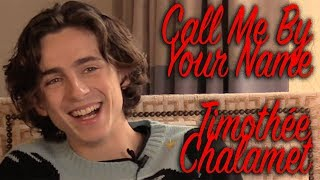 DP/30: Call Me By Your Name, Timothée Chalamet