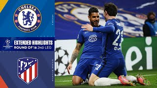 Chelsea vs. Atlético de Madrid: Extended Highlights | UCL on CBS Sports