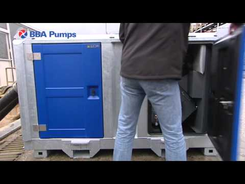 BBA Silent Pumps