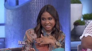 Angela Yee Dishes on Charlamagne