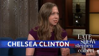 Chelsea Clinton's Role As First Daughter Was Different Than Ivanka's