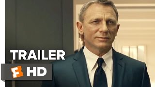 Spectre   (2015) Trailer 2 – Daniel Craig, Christoph Waltz Action Movie HD