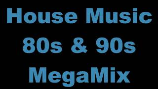 House Music 80s & 90s MegaMix - (DJ Paul S)