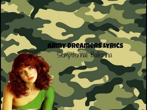 Army Dreamers - Kate Bush - Lyrics