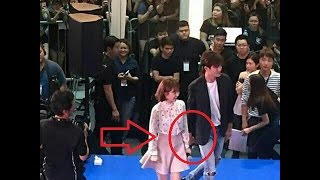 park bo young and park hyung sik dating rumours