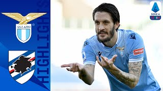 Lazio 1-0 Sampdoria | Luis Alberto's First-Half Strike Secures the 3 Points for Lazio | Serie A TIM