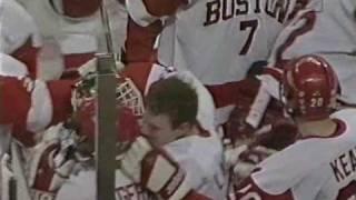 BU Hockey - 1998 Beanpot Championship game-winning goal