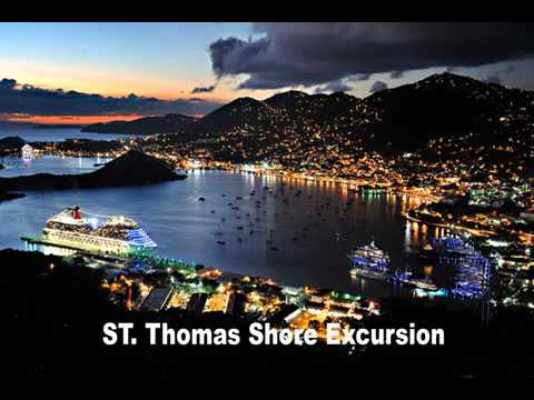 Get St Thomas Tours and taxi services - Oliverstours.com