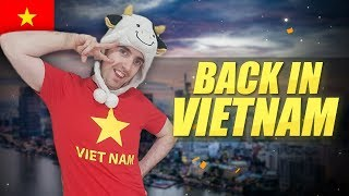 BACK TO VIETNAM TO FIGHT THE YOUNG BUFFALOS - Cowsep