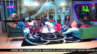 United Showbiz with Nana Ama McBrown  - Stardom and Parenting (22/02/2020)