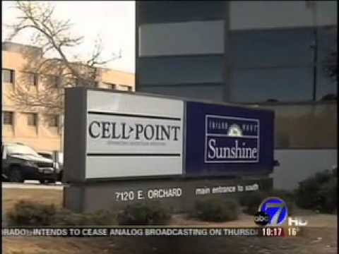 CellPoint on Denver 7 - spring 2009