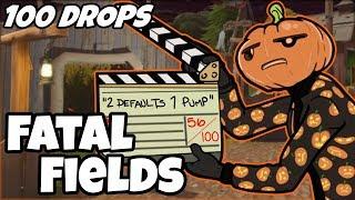 100 Drops - [Fatal Fields]