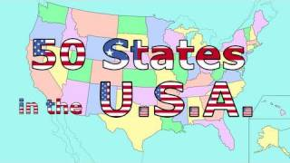 The 50 States Song