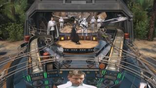 Star Wars Pinball: Rogue One launched