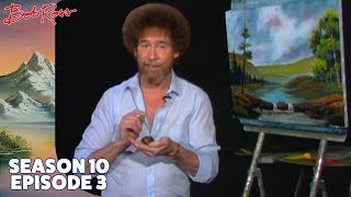 Bob Ross - Twin Falls (Season 10 Episode 3)