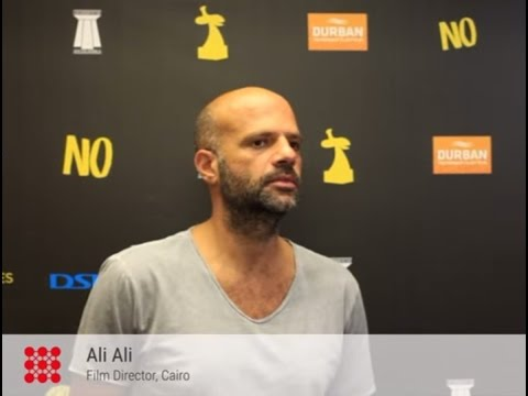 Ali Ali, Film Director and Founder of Elephant, Cairo - Loeries 2015