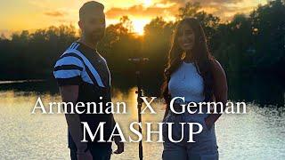 ARMENIAN X GERMAN - MASHUP 12 Songs | 500 PS | Tesel em | On Off | Hayerov | (Prod. by Hayk)