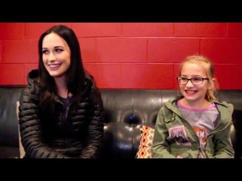 Kids Interview Bands - Kacey Musgraves