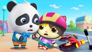 Helping Song | Baby Panda Likes to Help Others | for kids | Nursery Rhymes | Kids Songs | BabyBus