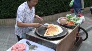 Chinese Street Food:  China Fast Food