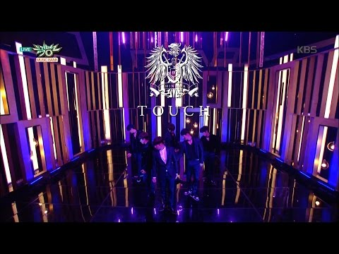 뮤직뱅크 Music Bank - 신화 - 헤븐 + 터치 (SHINWHA - HEAVEN + TOUCH).20170113