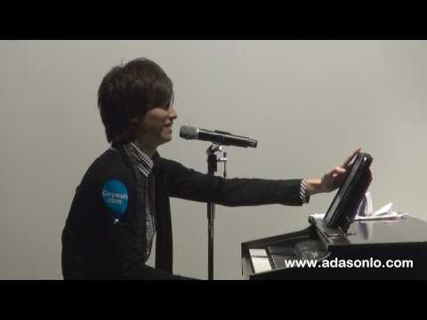 羅力威 ~ 櫻花咒 @ Goyeah-威Ming遠播棟篤笑唱會~香港教育學院 (18.04.2011)