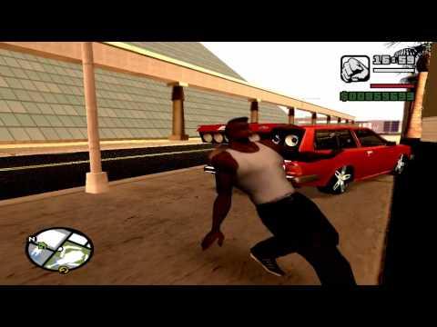 Baixar CJ do GTA SA Dançando AH LELEK LEK LEK LEK LEK ( OFICIAL ) HD