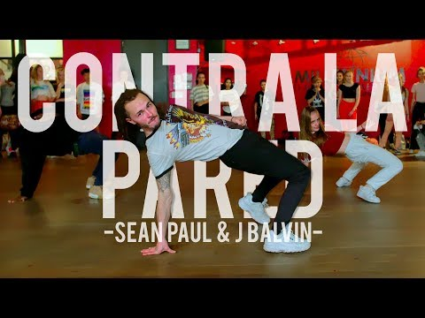 Sean Paul & J Balvin - Contra La Pared | Hamilton Evans Choreography