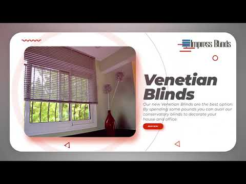 Impress Blinds in the UK